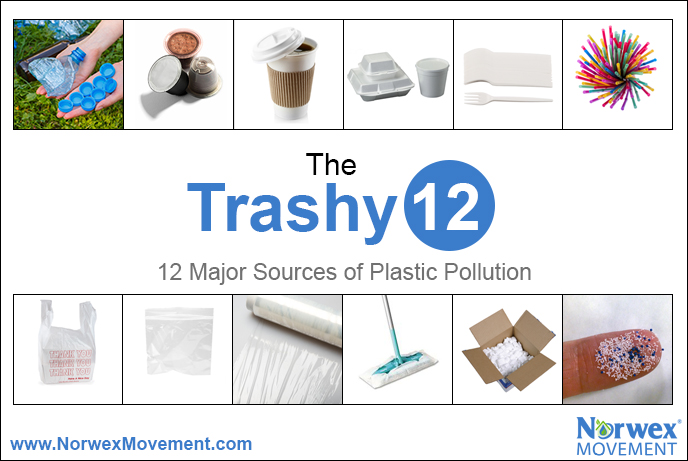 The Trashy 12
